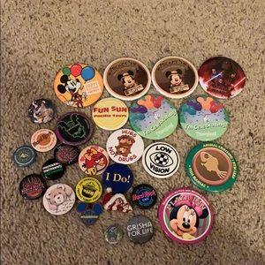 Jewelry - Pins (Vintage, Disneyland, Star Wars)